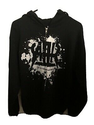 $ CDN24.20 • Buy All American Rejects Zip Hoodie Medium Fall Out Boy All Time Low
