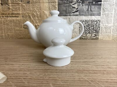 £6.49 • Buy Teapot Lid ONLY For Traditional White Commercial Catering Teapots
