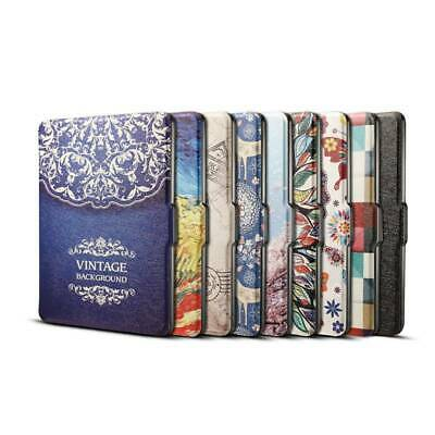 AU12.41 • Buy Smart Leather Case Cover For Amazon Kindle Paperwhite 2 3 4 5th 6th 8th 10th Gen