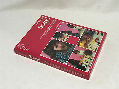 £19.99 • Buy Vintage Sorry Game - 1973 Waddingtons Edition - In Vgc (free Uk P&p)