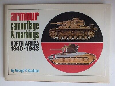 £20.50 • Buy Armor Camouflage & Markings, Vol. 1: North Africa 1940 - 1943