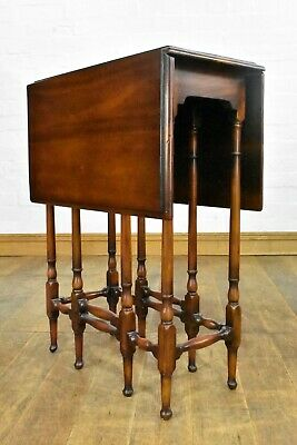 AU263.64 • Buy Antique Style Sutherland Folding Occasional Side Table