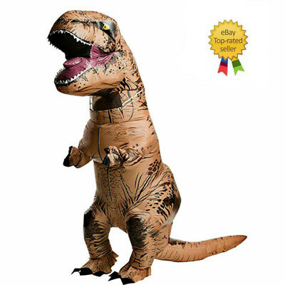 £29.66 • Buy T-Rex Ride On Dinosaur Inflatable Costume Cosplay Party Fancy Dress