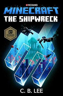£13.71 • Buy Minecraft: The Shipwreck By C. B. Lee New Book