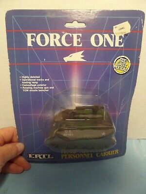 $20 • Buy Ertl Force One M113 Armored Personal Carrier #1145 -year 1989