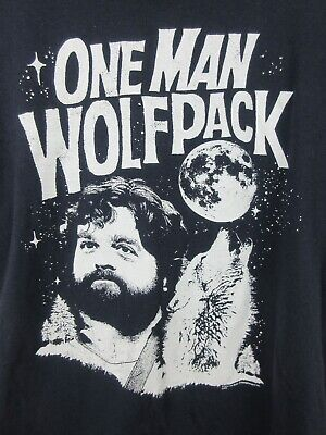 £25.67 • Buy The Hangover Movie Promo Wolf Pack Mens T Shirt Size L Crew Neck Rare 2009
