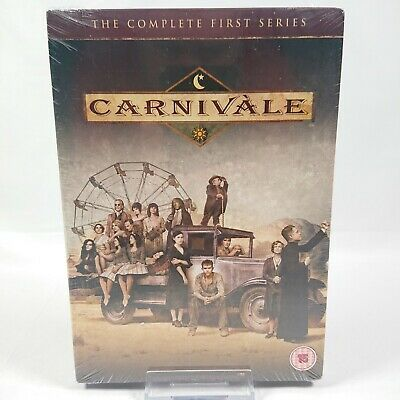 £10.19 • Buy Carnivale - Series 1 (DVD, 2005, 6-Disc Set, Box Set) Brand New And Sealed