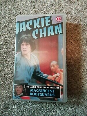$ CDN8.59 • Buy Jackie Chan Magnificent Bodyguards VHS Video