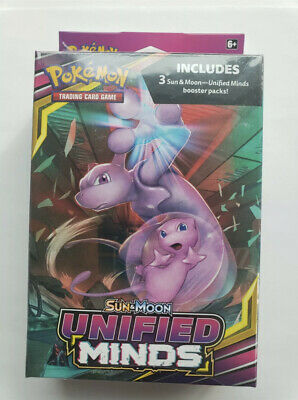 $28.99 • Buy Pokemon Sun & Moon Unified Minds Hanger Box - FACTORY SEALED - FREE SHIPPING