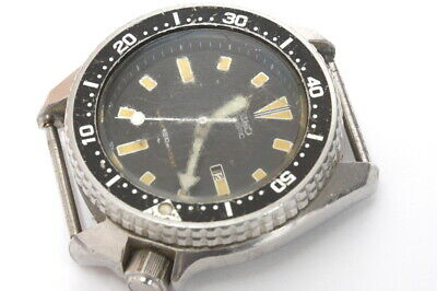 $ CDN72.04 • Buy Seiko Medium Diver 4205-0155 Automatic Watch For Repairs Or For Parts   -13295