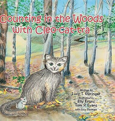£9.59 • Buy Counting In The Woods With Cleo-Cat-tra By Lucy Geringer