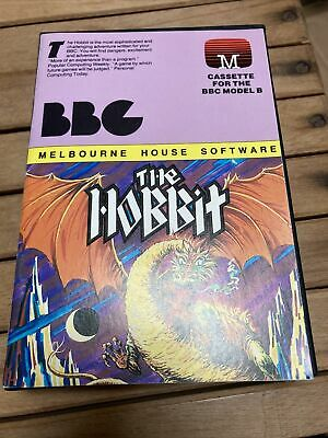 £6.99 • Buy BBC Micro B Adventure Game - The Hobbit By Melbourne House
