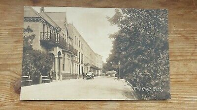 £2.99 • Buy Postcard Tenby, The Croft With Vintage Car, Pembrokeshire. Message Unposted.