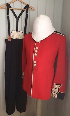 £190 • Buy Genuine Scots Guards Jacket. Red Army Uniform With Hat