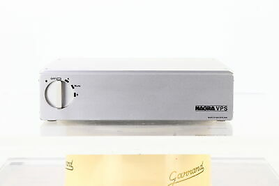 £3749 • Buy Nagra VPS Valve Phonostage With Manual, Accessories And 3 Months Warranty