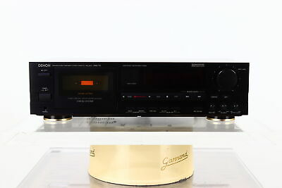£199 • Buy Denon DRM-710 3 Head Cassette Deck, Serviced With 3 Months Warranty