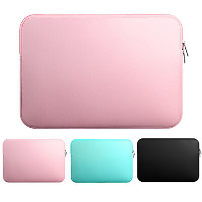 AU13.67 • Buy Laptop Case Bag Cover Sleeve Pouch For 11''13''15.6'' Macbook Air Notebook `V