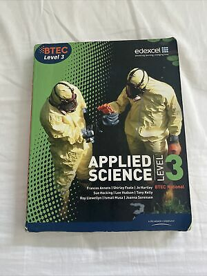 £9 • Buy Applied Science Btec Level 3