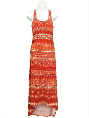 £24.84 • Buy Athleta Tide Turn Dress Size Small Red High Low
