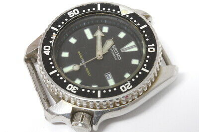 $ CDN67.58 • Buy Seiko Medium Diver 4205-015T Automatic Watch For Repairs Or For Parts   -13329
