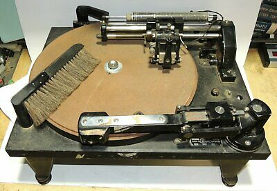 £3592.73 • Buy Mono Fairchild 539G Record Cutter Lathe With Playback Arm Western Electric Era