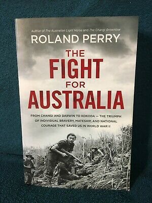 AU19.95 • Buy The Fight For Australia By Roland Perry (Paperback)