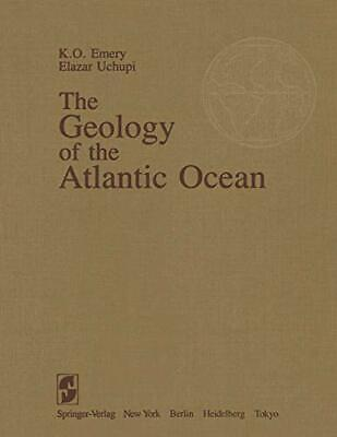 £72.29 • Buy The Geology Of The Atlantic Ocean By Uchupi, Elazar Book The Cheap Fast Free New