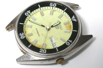 $ CDN42.33 • Buy Seiko 7S26-3160 Automatic Watch Runs/stops, For Repairs Or For Parts    -13369