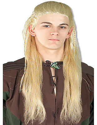 £14.99 • Buy Lord Of The Rings Costume Accessory, Mens Legolas Wig