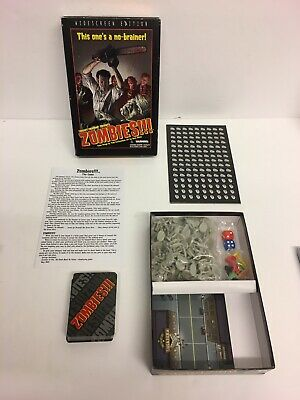 £29.99 • Buy Zombies!!! First Edition Board Game Widescreen Twilight Creations NEW BUT OPENED