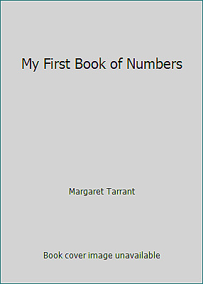 £3.38 • Buy My First Book Of Numbers By Margaret Tarrant