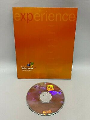 £21.20 • Buy Official Microsoft Windows XP Home Edition Operating System CD Key Code 2002
