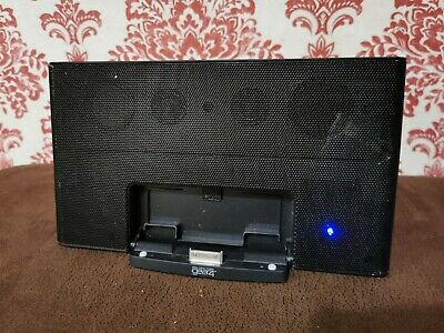 £9.99 • Buy Gear4 PG149 Street Party Size 0 Ipod Docking Station Speakers Tested Working