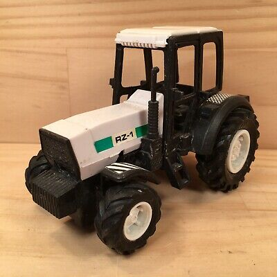 AU5.99 • Buy RZ-1 TRACTOR  White  Small Farm Vehicle Kids Push-a-Long Car Vehicle Toy