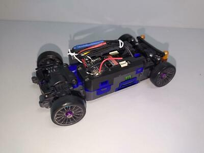 $361.66 • Buy Kyosho MINI-Z MA-015 Modified Chassis USED Brushless Green Motor