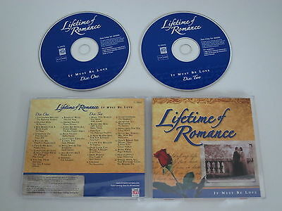 £8.04 • Buy Various/Lifetime Of Romance/It Must Be Love (TL Lrs /02 Time Life) 2XCD Album