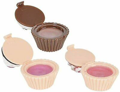£11.35 • Buy JEWELS FASHION Lip Gloss Cupcake Shape - 12 Pack Assorted Designs In Colorful...