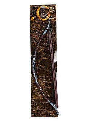 £9.99 • Buy Lord Of The Rings Kids Legolas Bow And Arrows Costume Accessory