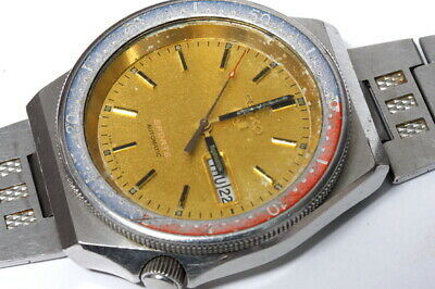 $ CDN96.47 • Buy Seiko 5 Sports 6309-836B Automatic Watch For Repairs Or For Parts    -13399