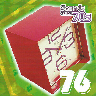 £9.99 • Buy Sounds Of The 70's 76 2 X Cd Brand New And Sealed Time Life Tl 469/02 Rare