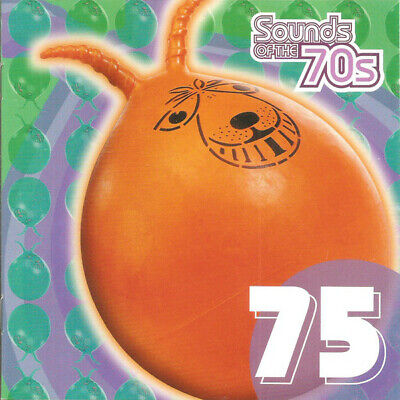 £9.99 • Buy Sounds Of The 70's 75 2 X Cd Brand New And Sealed Time Life Tl 469/04 Rare