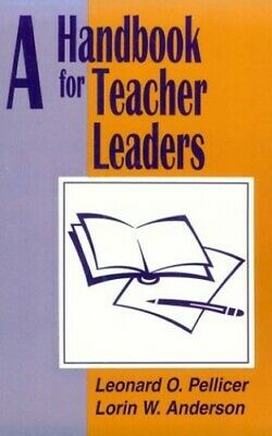 £26.29 • Buy A Handbook For Teacher Leaders By Lorin Anderson Book The Cheap Fast Free Post