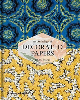 £20.31 • Buy An Anthology Of Decorated Papers: A Sourcebook For Designers By P.J.M. Marks (Ha