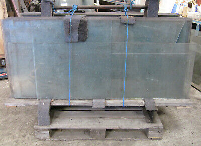 £725 • Buy Job Lot Of Commercial Greenhouse Glass. Various Sizes