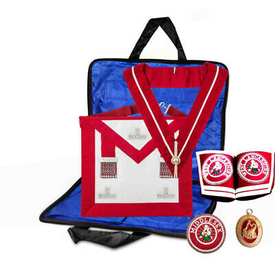 £194.50 • Buy Craft Provincial Stewards Regalia Package [Apron With Levels]