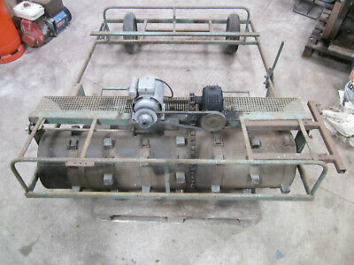 £350 • Buy Vintage Farm Self Propelled Electric Planting Machine-Commercial Greenhouse Use