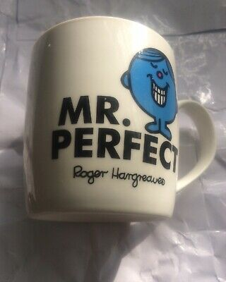 £7.90 • Buy Mr Perfect Mr Men Cup Roger Hargreaves 9  High