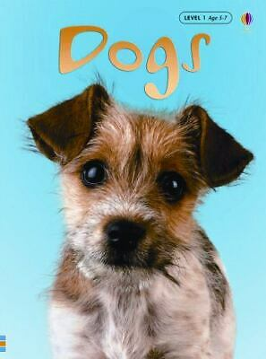 £5.31 • Buy Dogs (Usborne Beginners: Information For Young Readers Level 1) Books Hard Cover