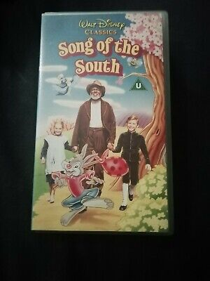 £25 • Buy Song Of The South Vhs Video Walt Disney Classics