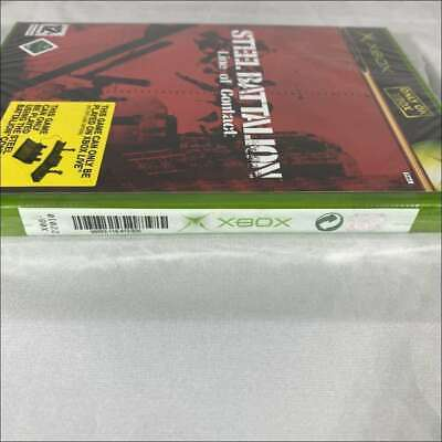 £109.99 • Buy Steel Battalion Line Of Contact Og Xbox Game Sealed